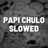 Papi Chulo Slowed Remix Single