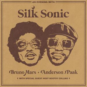 Leave The Door Open - Bruno Mars, Anderson .Paak & Silk Sonic