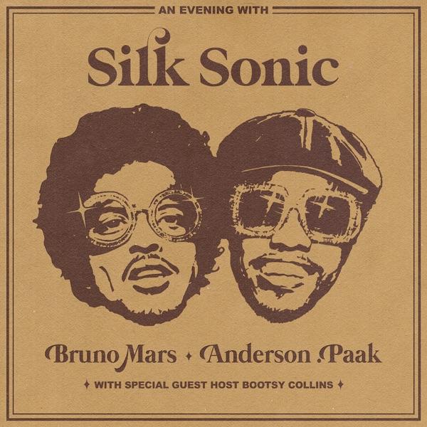 Silk Sonic Leave The Door Open (feat. Bruno Mars & Anderson .Paak)