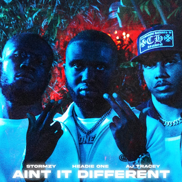 Headie One & Drake - Ain't It Different (feat. AJ Tracey & Stormzy)