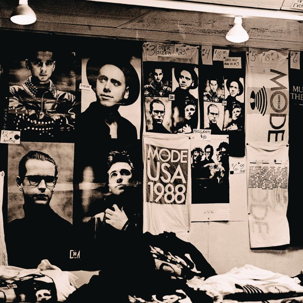 Depeche Mode mit Sacred