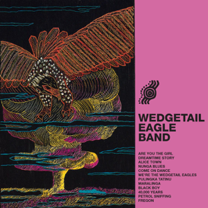 Wedgetail Eagle Band - Wedgetail Eagle Band