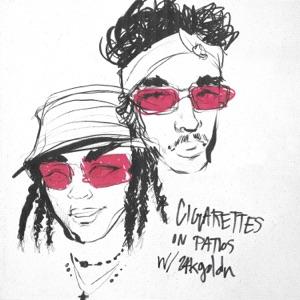 BabyJake & 24kGoldn - Cigarettes On Patios