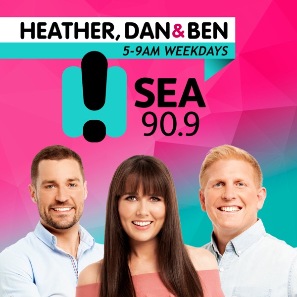 Get Up with Heather, Dan and Ben - hit90 9 Sea FM Gold Coast