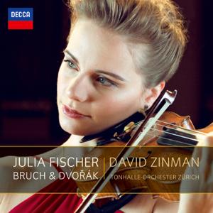David Zinman, Julia Fischer & Tonhalle-Orchester Zürich - Bruch & Dvořák: Violin Concertos