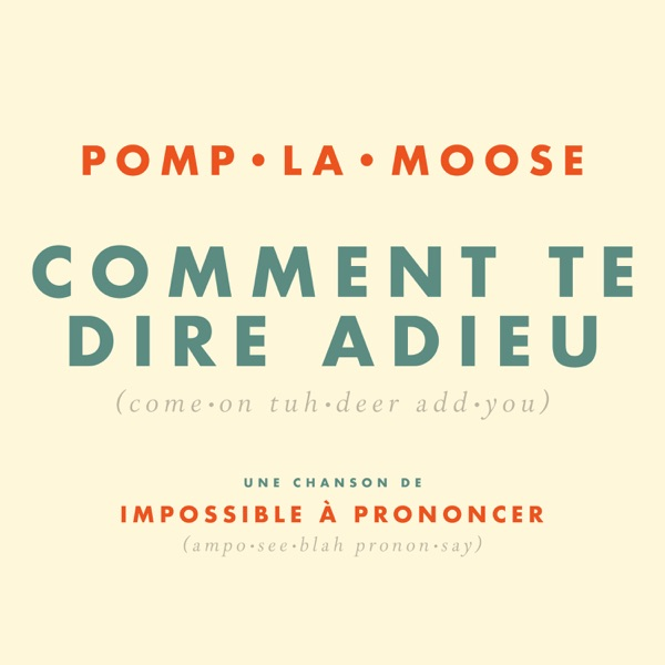 Comment Te Dire Adieu - Single