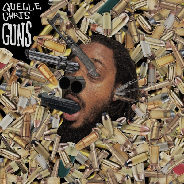 iTunes Artwork for 'Guns (by Quelle Chris)'