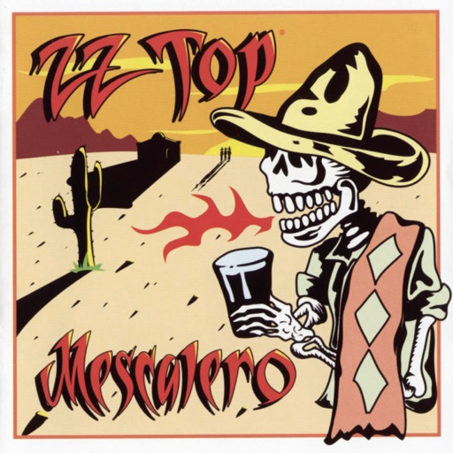 Art for Mescalero by ZZ Top