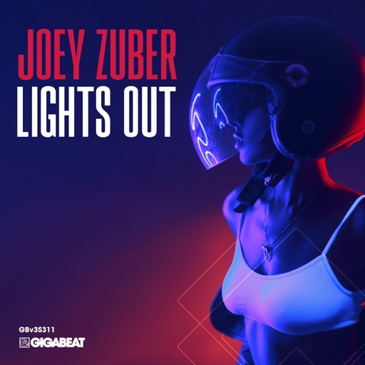 Joey Zuber Lights Out - Single