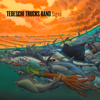 Signs Tedeschi Trucks Band album songs, reviews, credits