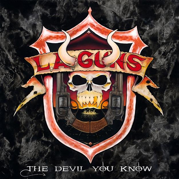 HCS Website - (Full Album#) L A  Guns The Devil You Know Album Mp3