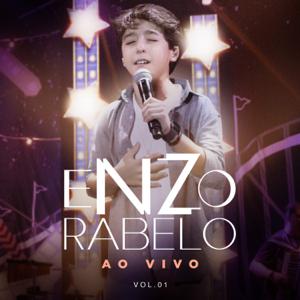 Enzo Rabelo - Enzo Rabelo: Ao Vivo, Vol. 1 - EP
