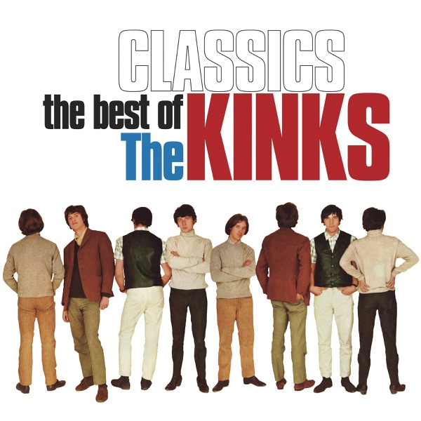 The Kinks mit Sunny Afternoon