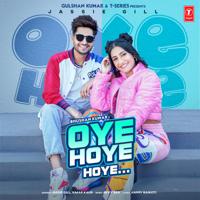 Jassie Gill & Simar Kaur - Oye Hoye Hoye (feat. Dhanashree) - Single artwork