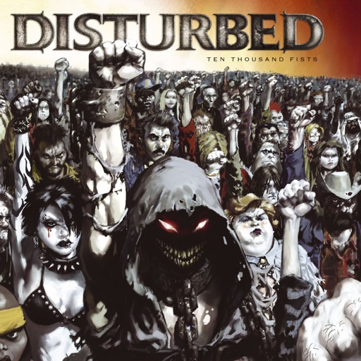 Art for Land Of Confusion by Disturbed