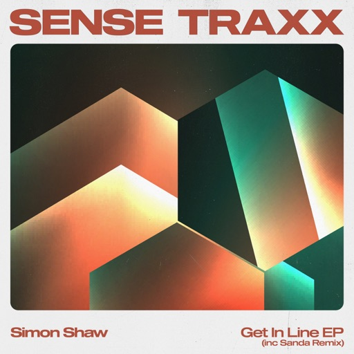 Get in Line - Single by Simon Shaw
