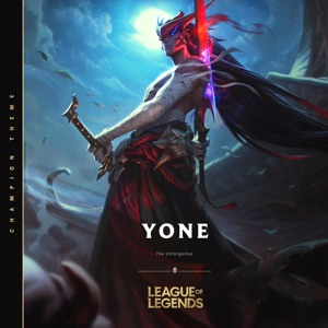 League of Legends - Yone, The Unforgotten