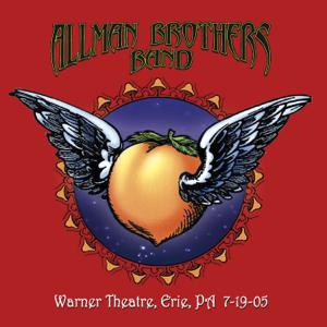 Warner Theatre, Erie, PA 7-19-05 (Live)