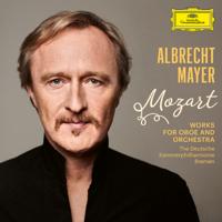 Albrecht Mayer, Vital Julian Frey & Deutsche Kammerphilharmonie Bremen - Mozart: Works for Oboe and Orchestra artwork
