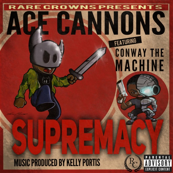 Supremacy (feat. Conway the Machine) - Single