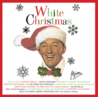 Bing Crosby - White Christmas artwork