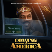 Coming 2 America Feat. Nile Rodgers John Legend & Burna Boy - John Legend & Burna Boy