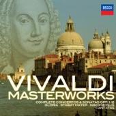 Trio Sonata in A-Flat for 2 Violins and Continuo, Op. 1/9, RV 75: II. Adagio artwork