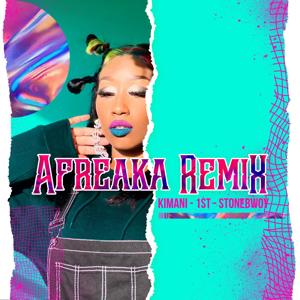 Victoria Kimani & FKi 1st - Afreaka feat. Stonebwoy [Remix]