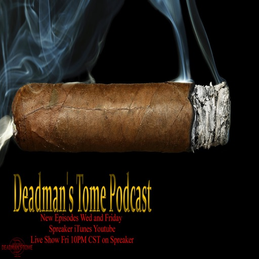 Cover image of Deadman's Tome Podcast