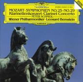 Mozart: Symphonies No. 25 & 29 - Clarinet Concerto