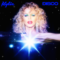 Kylie Minogue - DISCO (Deluxe) artwork