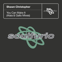 You Can Make It - SHAWN CHRISTOPHER