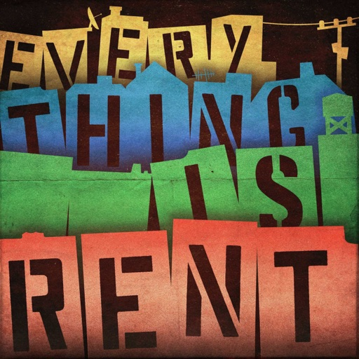 Cover image of Everything Is Rent