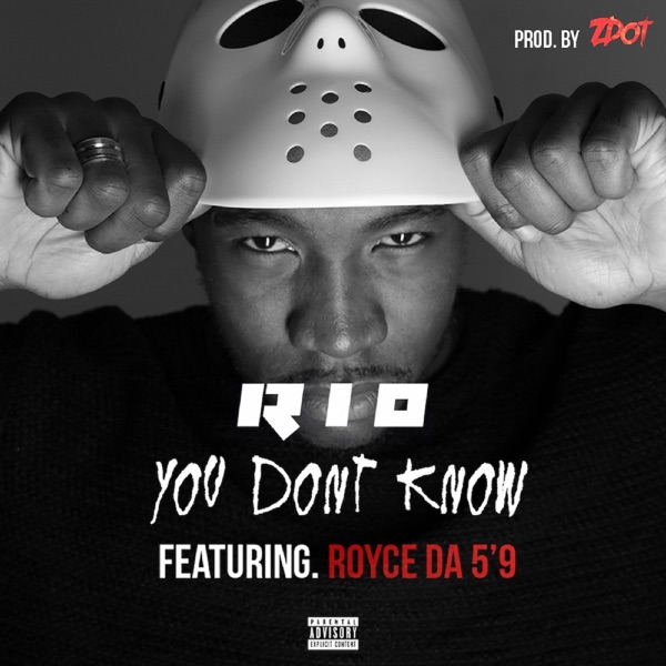 You Don't Know (feat. Royce Da 5'9) - Single