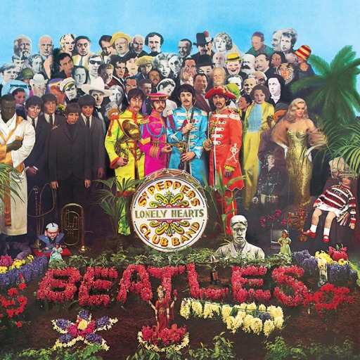 Art for Lucy In The Sky With Diamonds by The Beatles
