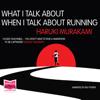 Haruki Murakami - What I Talk About When I Talk About Running Grafik
