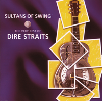 Dire Straits - Money for Nothing artwork