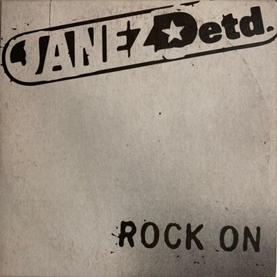 Rock On - Single - Janez Detd