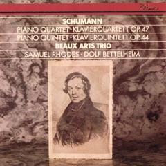 Piano Quartet in E-Flat, Op. 47: 2. Scherzo (Molto vivace)