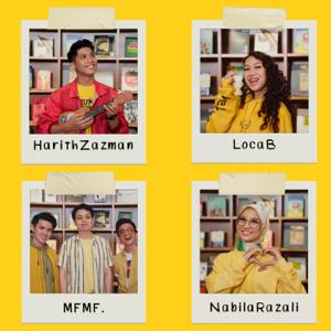 Harith Zazman, MFMF & Loca B - Cute feat. Nabila Razali [Nabila Razali Remix]