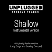 Shallow Instrumental Version (Originally Performed by Lady Gaga and Bradley Cooper)