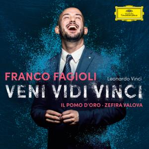 Franco Fagioli, Il Pomo d'Oro & Zefira Valova - Veni, Vidi, Vinci
