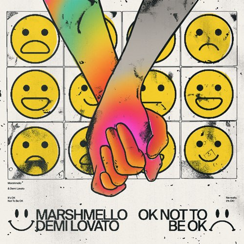 Marshmello & Demi Lovato – OK Not To Be OK – Single (iTunes Plus M4A)