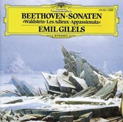 "Beethoven: Piano Sonatas: ""Waldstein"", ""Les Adieux"" & ""Appassionata"""