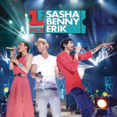 Primera Fila: Sasha Benny Erik (En Vivo) - Sasha, Benny y Erik Cover Art