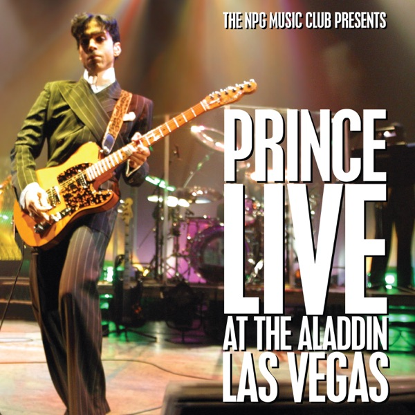 Live At the Aladdin Las Vegas, 2002