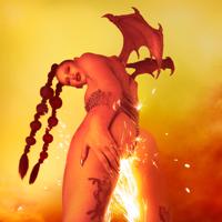 Eartheater - Phoenix: Flames Are Dew Upon My Skin artwork