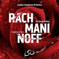 London Symphony Orchestra & Sir Simon Rattle - Rachmaninoff: Symphony No. 2 artwork