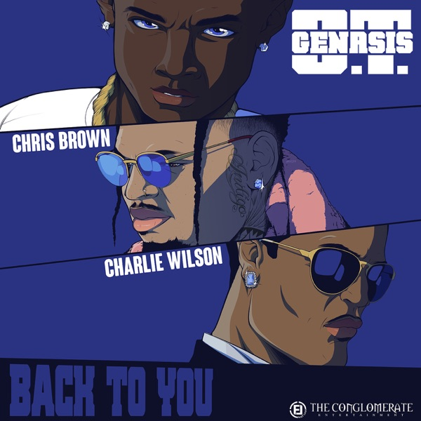 Back to You (feat. Chris Brown & Charlie Wilson) - Single