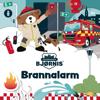 Brannbamsen Bjørnis - Brannalarm artwork
